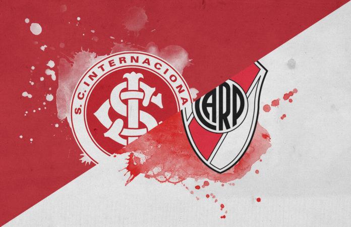 Copa Libertadores 2018/19 Internacional River Plater tactical analysis
