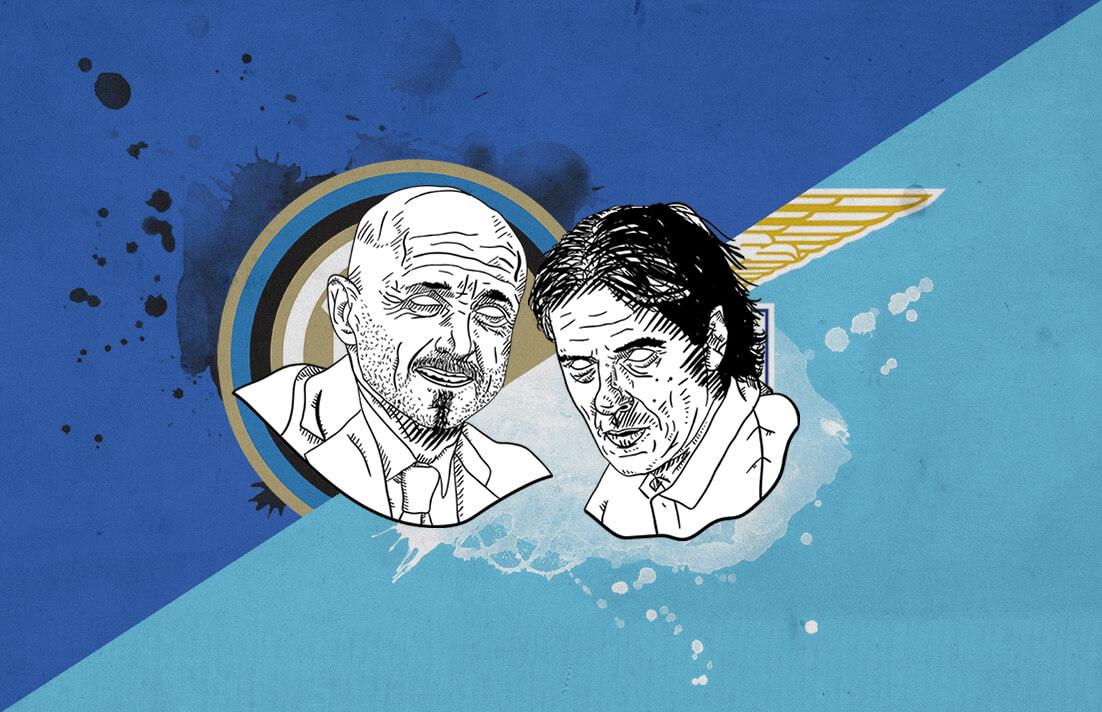 Serie A 2018/19 Inter Lazio tactical analysis