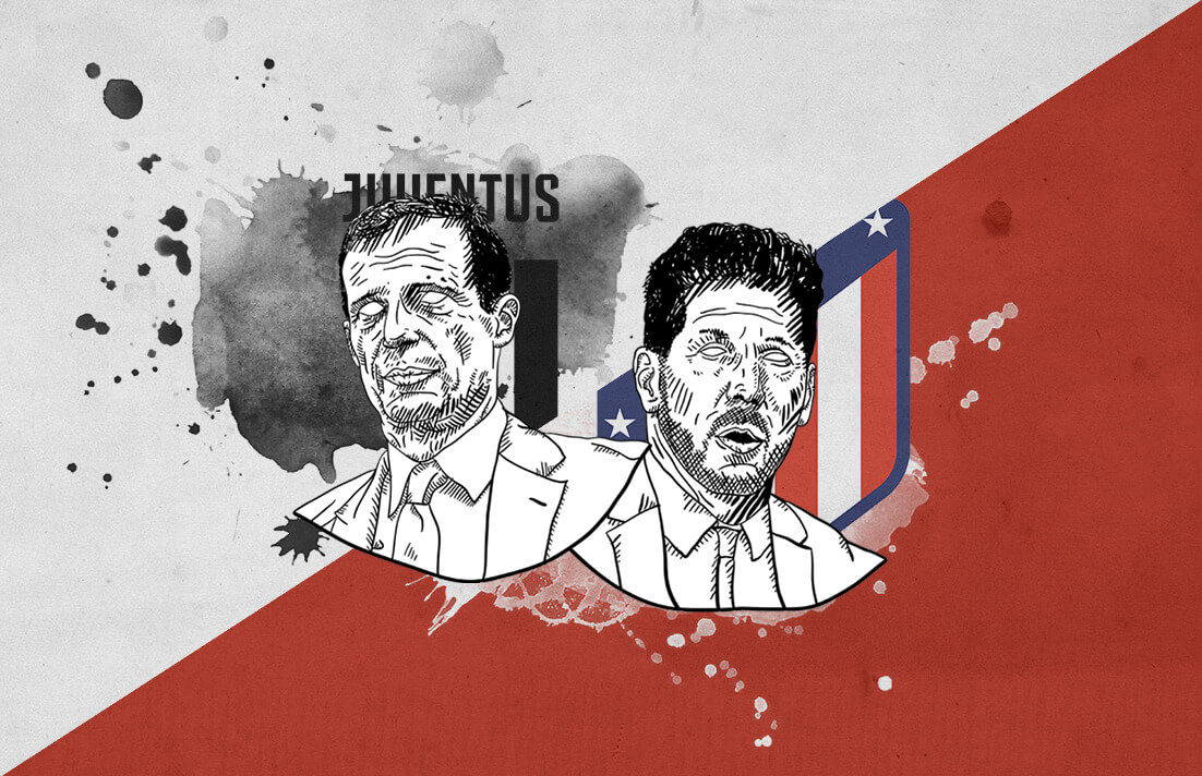 Champions League 2018/19 Juventus Atletico Madrid Tactical Analysis