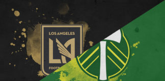 MLS 2019 LAFC Portland Timbers Tactical Analysis