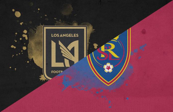 MLS 2019 LAFC Real Salt Lake tactical analysis