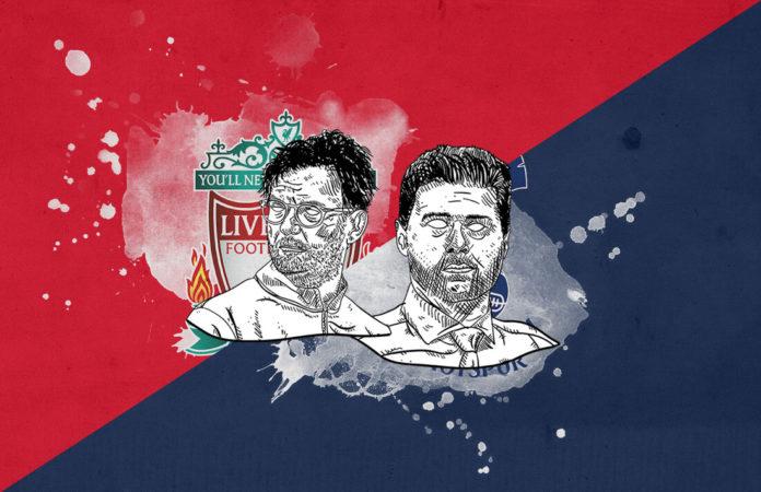 Premier League 2018/19 Liverpool Tottenham tactical analysis