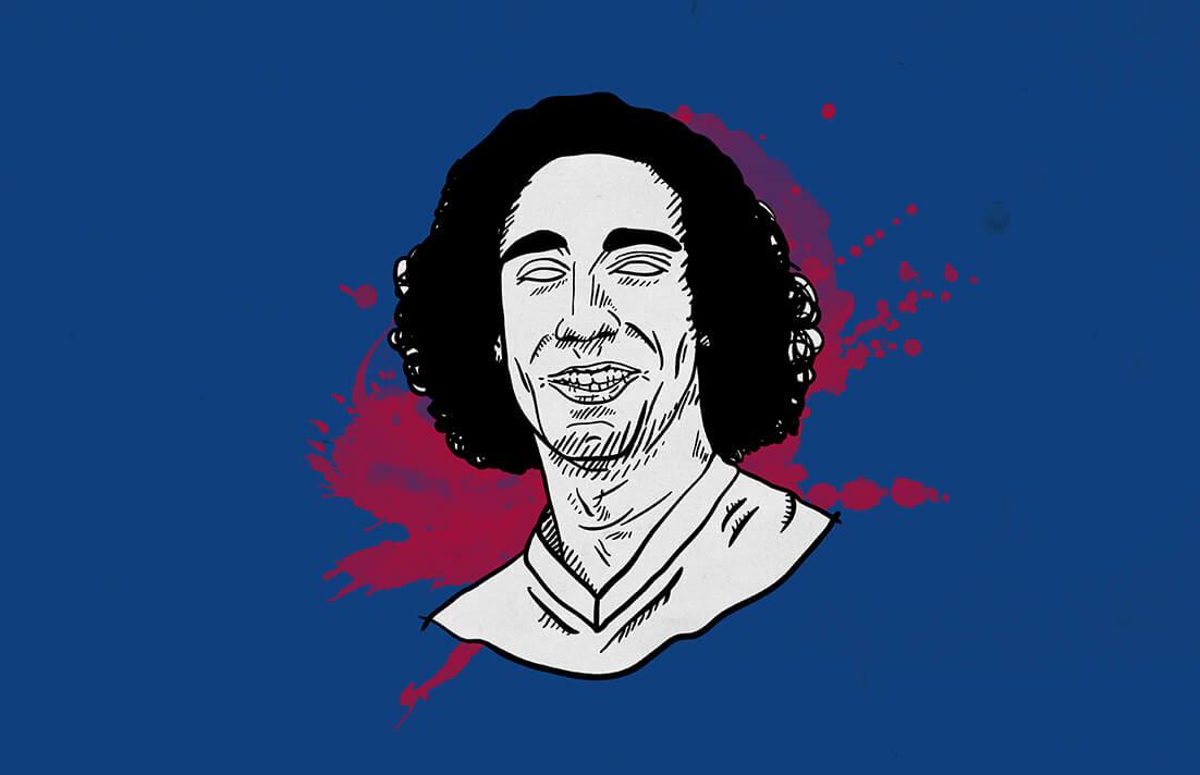 Marc Cuccurella Eibar tactical player analysis