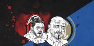 Serie A 2018/19 AC Milan Inter tactical analysis
