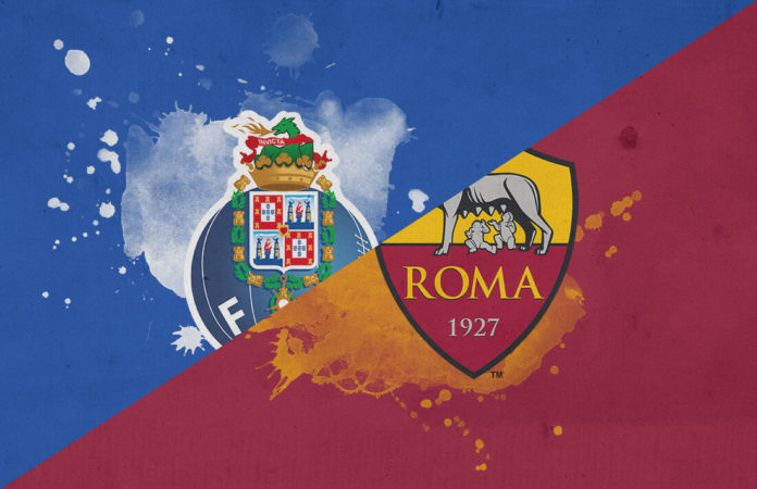 UEFA Champions League 2018/19 Porto Roma Tactical Analysis Statistics