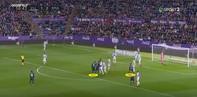 Real Valladolid Real Madrid La Liga Tactical Analysis