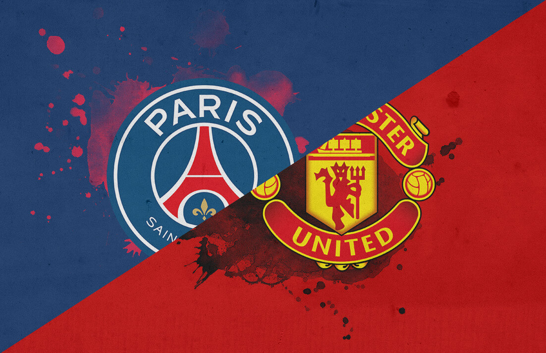 UEFA Champions League 2018/19 Paris Saint-Germain Manchester United Tactical Analysis Statistics