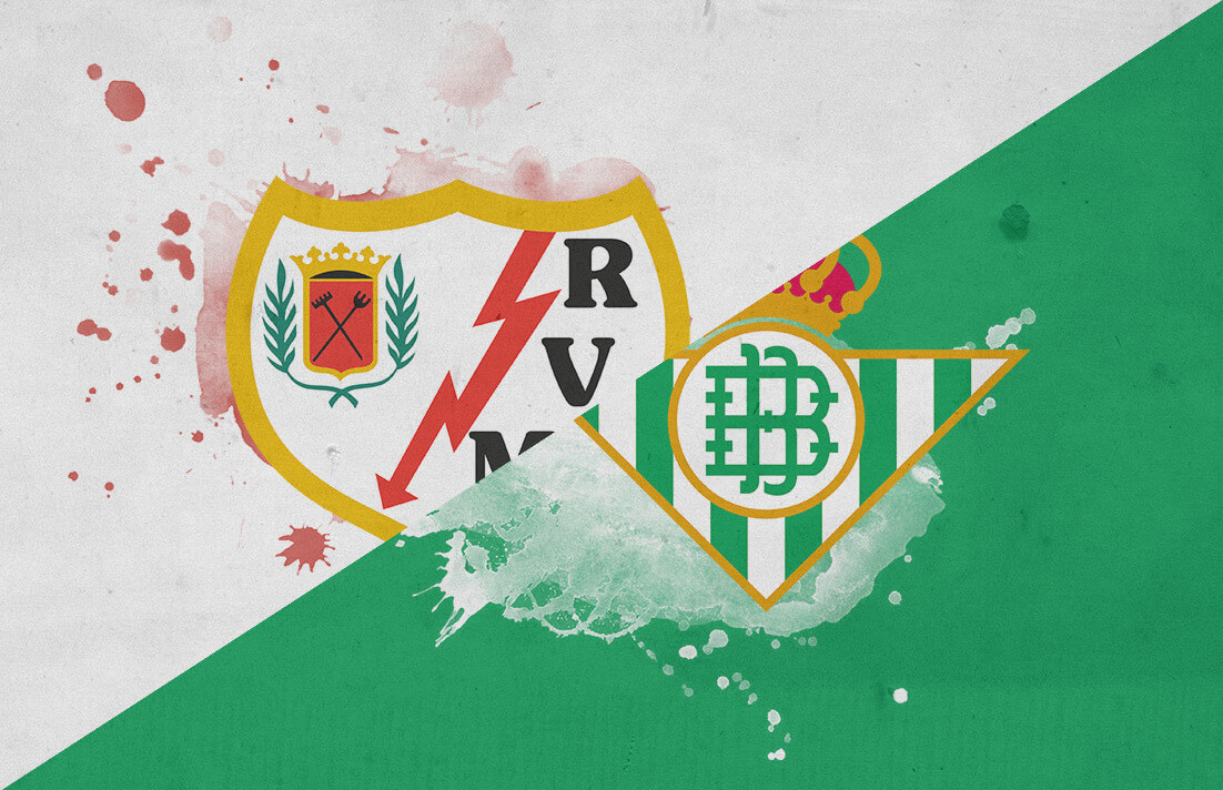 La Liga 2018/19 Rayo Vallecano Real Betis tactical analysis