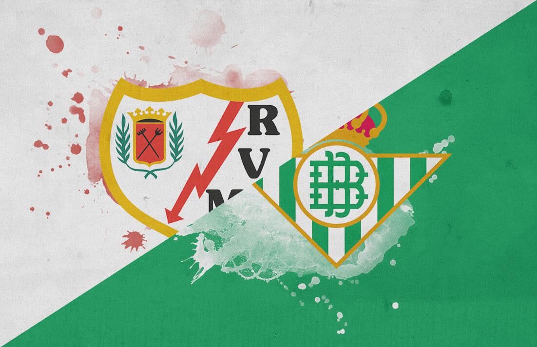 La Liga 2018/19 Rayo Vallecano Real Betis tactical analysis