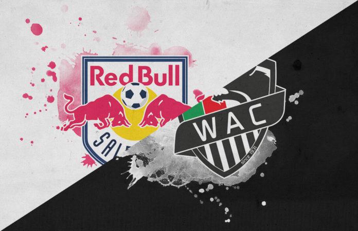 Austrian Bundesliga 2018/19 Reb Bull Salzburg Wolfsberger tactical Analysis Statistics