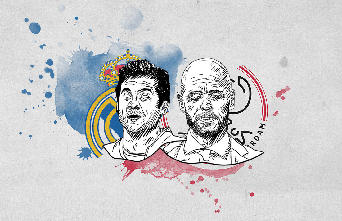 Ajax Real Madrid Champions League Tactical Analysis