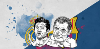 La Liga 2018/19 Real Madrid Barcelona Tactical Analysis Statistics