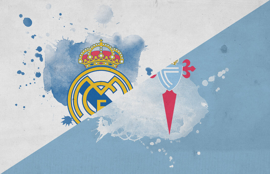 La Liga 2018/19 Real Madrid Celta Vigo tactical analysis