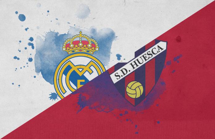 La Liga 2018/19 Real Madrid Huesca tactical analysis