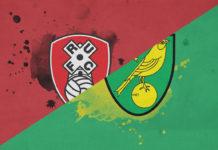 EFL Championship 2018/19 Rotherham Norwich tactical analysis