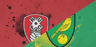 EFL Championship 2018/19 Rotherham Norwich tactical analysis