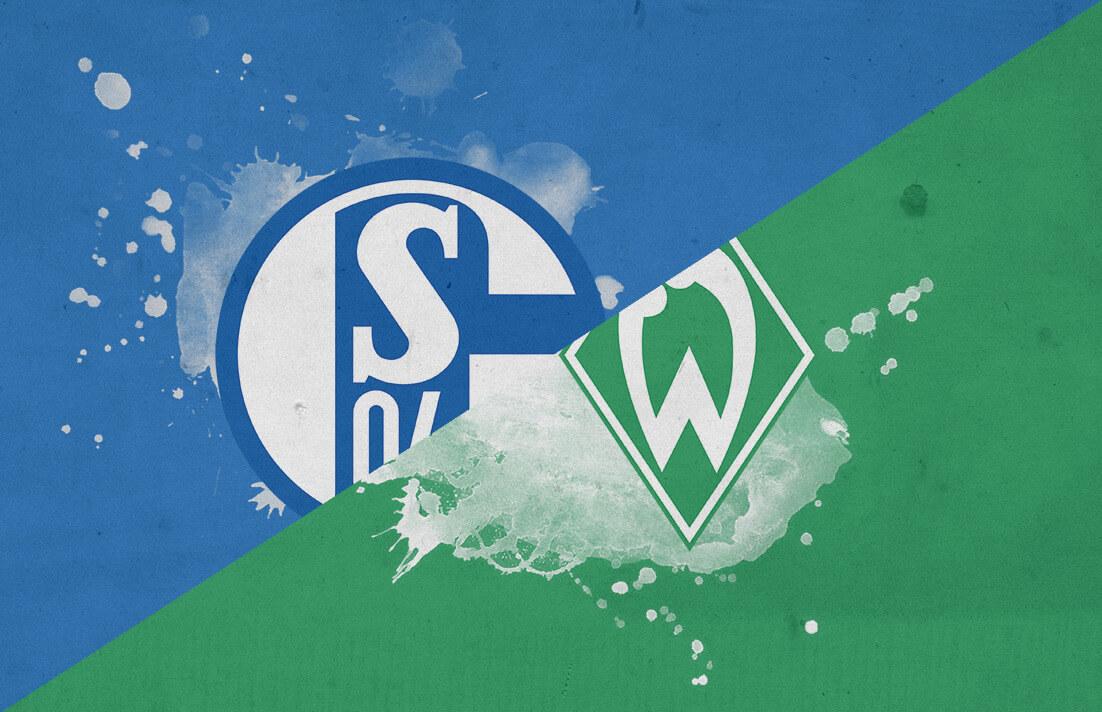 DFB Pokal 2018/19 Schalke Werder Bremen tactical analysis