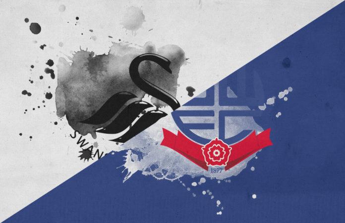 EFL Championship 2018/19 Swansea Bolton Tactical Analysis Statistics