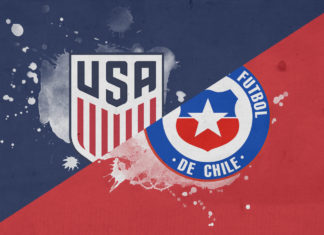 USA Chile international friendly tactical analysis