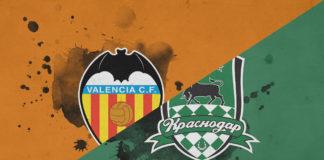 UEFA Europa League 2018/19 Valencia Krasnodar Tactical Analysis Statistics