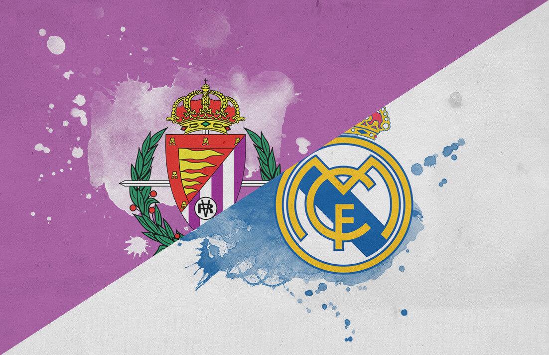 La Liga 2018/19 Real Valladolid Real Madrid Tactical Analysis Statistics