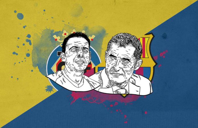 La Liga 2018/19 Villarreal Barcelona tactical analysis
