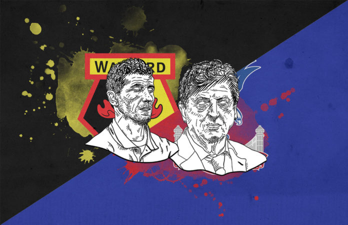 FA Cup 2018/19 Watford Crystal Palace tactical analysis