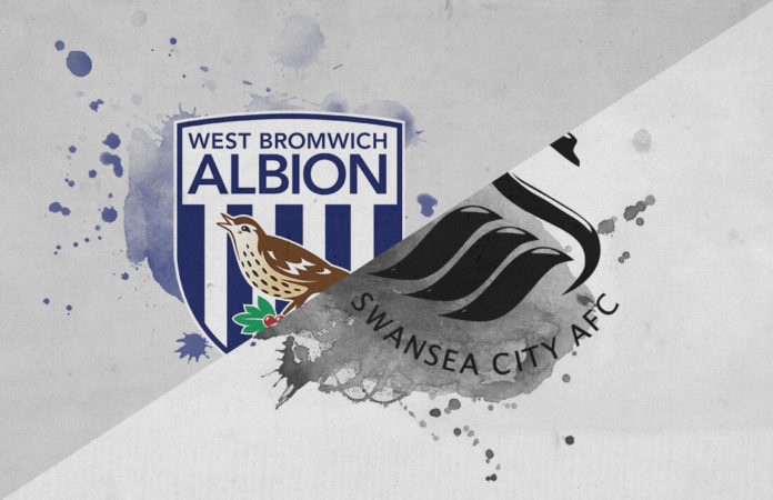 EFL Championship 2018/19 West Brom Swansea tactical analysis
