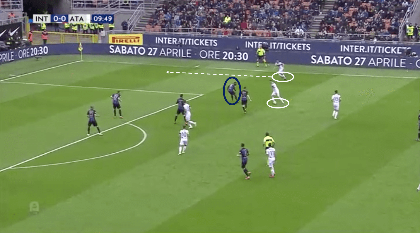 Inter Atalanta Serie A tactical analysis