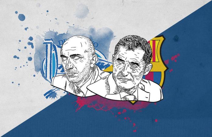 La Liga 2018/19 Alaves Barcelona tactical analysis