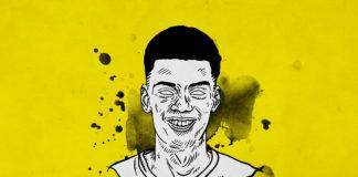 Alexander Isak Borussia Dortmund tactical analysis statistics
