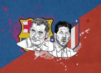 La Liga 2018/19 Barcelona Atletico Madrid tactical preview analysis