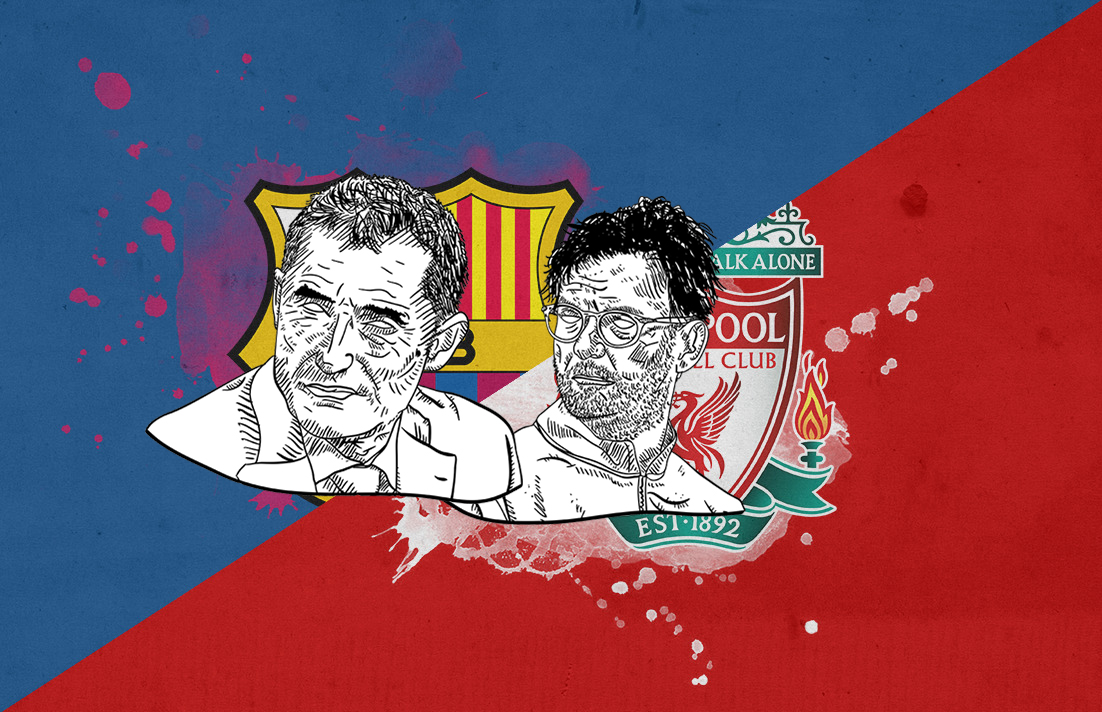 Champions League Tactical Analysis Preview Statistics: Barcelona vs Liverpool