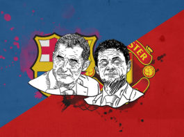 UEFA Champions League 2018/19 Barcelona Manchester United tactical analysis