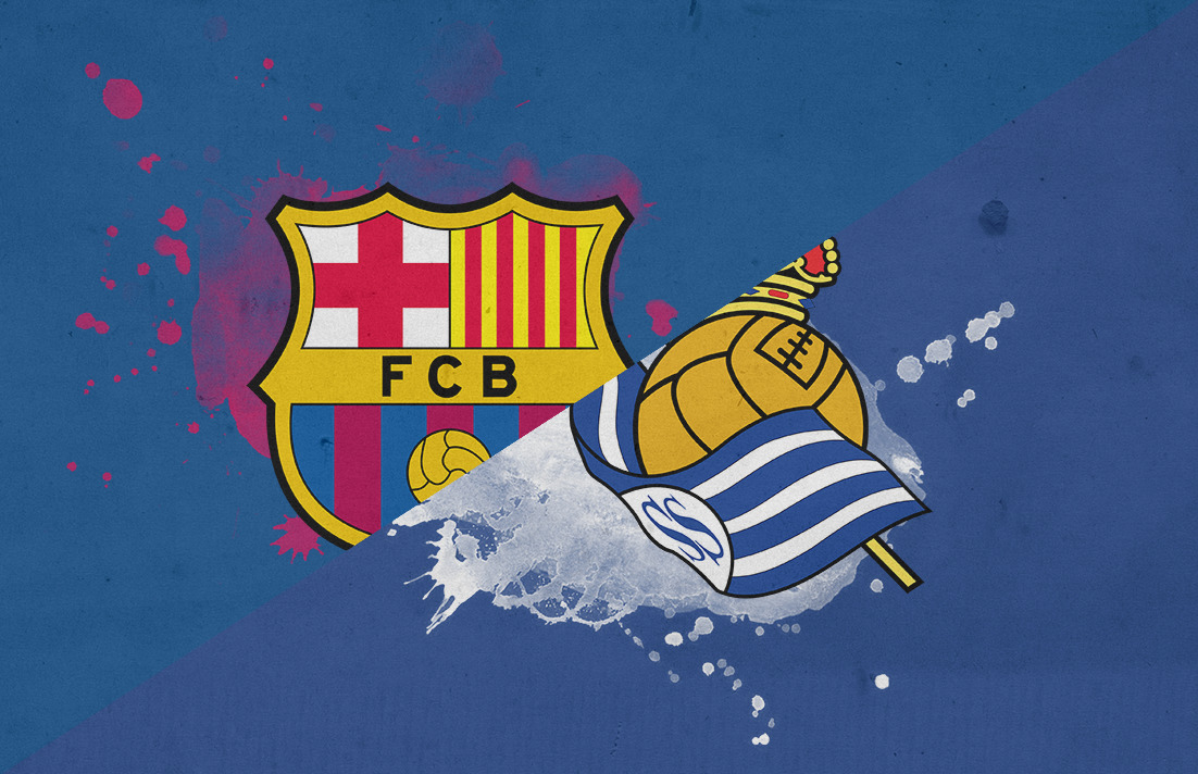 La Liga 2018/19 Barcelona Real Sociedad tactical analysis