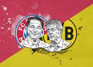 Bundesliga 2018/19: Bayern Munich vs Borussia Dortmund Tactical Analysis Statistics