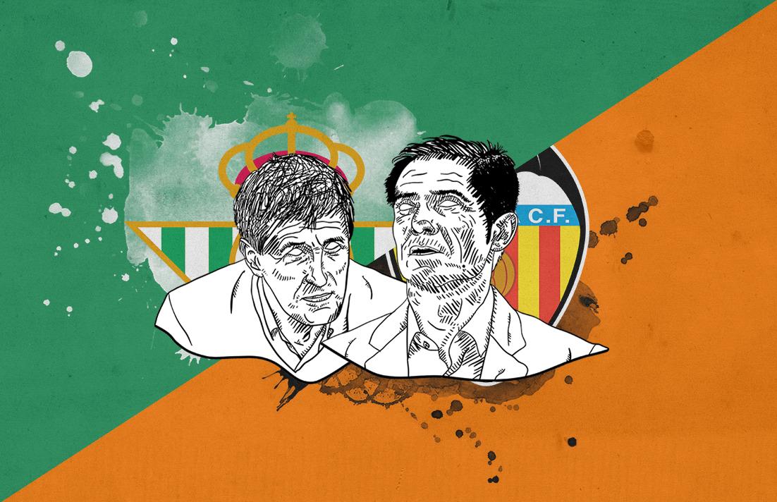 La Liga 2018/19 Betis Valencia tactical analysis