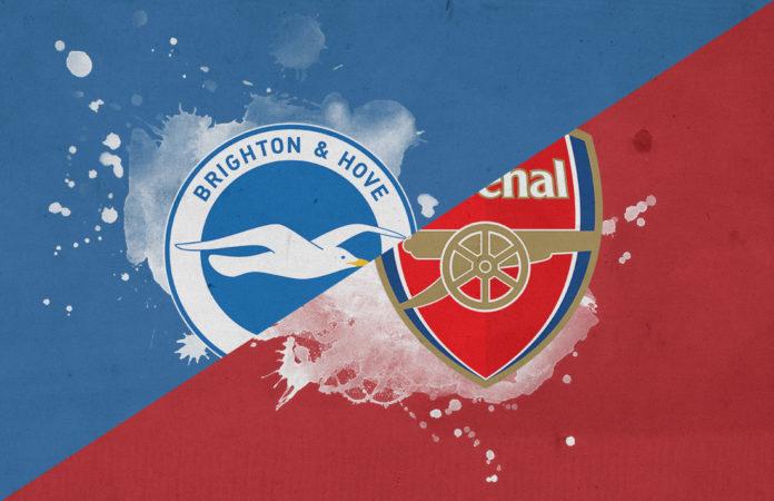 Brighton & Hove Albion Arsenal Women FAWSL 2018/19 Tactical Analysis Statistics