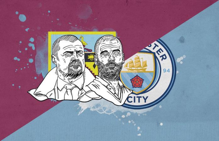 Premier League 2018/19: Burnley vs Manchester City Tactical Analysis Statistics