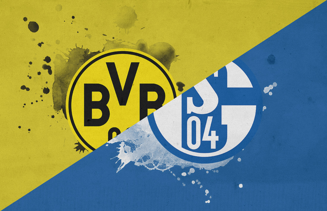 Bundesliga 2018/19 tactical analysis statistics: Dortmund vs Schalke