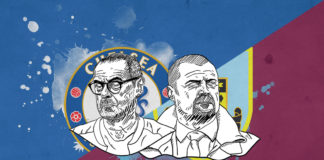 Premier League 2018/19 Chelsea Burnley tactical analysis