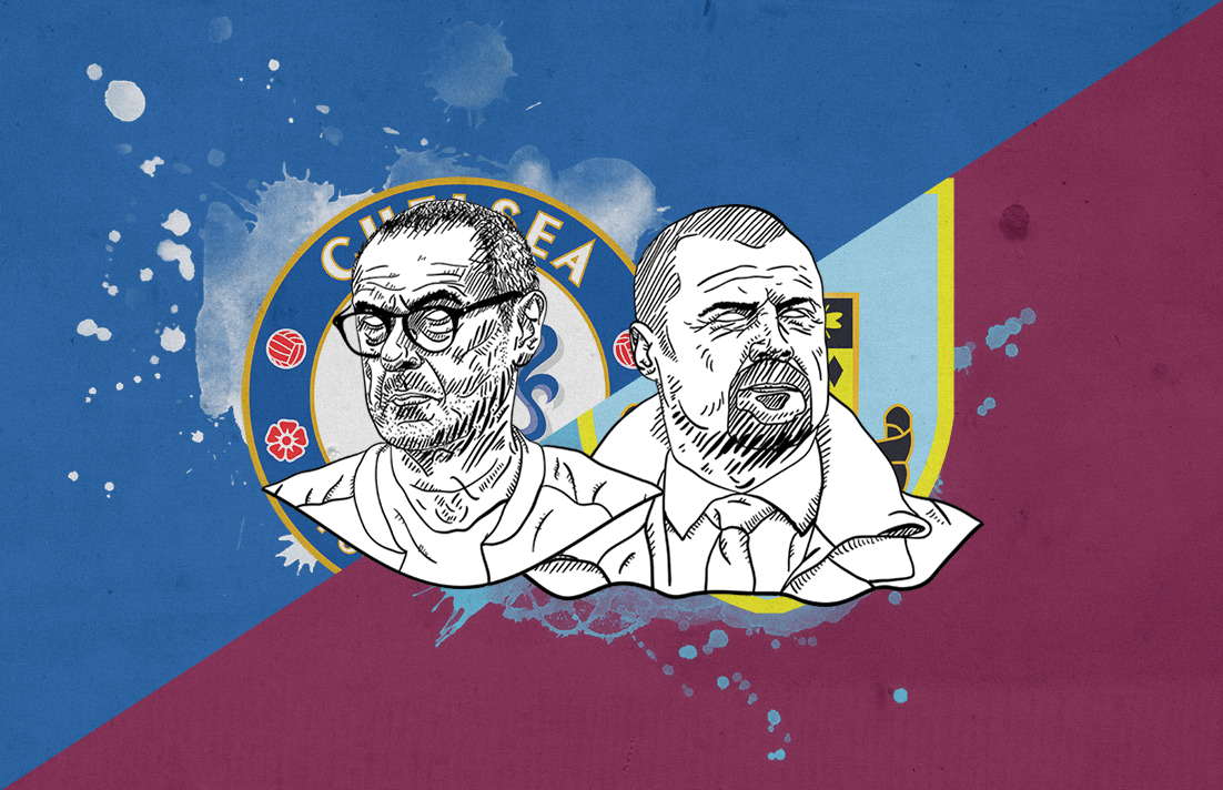 Premier League 2018/19 Chelsea Burnley tactical analysis