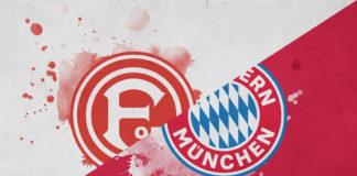 Bundesliga 2018/19 Fortuna Dusseldorf Bayern Munich tactical analysis