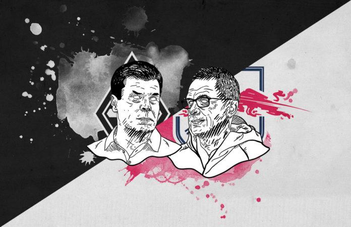 Bundesliga 2018/19 Gladbach RB Leipzig tactical analysis