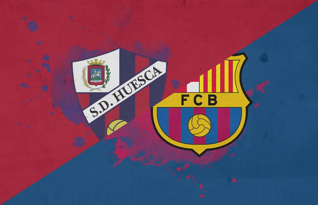 La Liga 2018/19: Huesca vs Barcelona Tactical Analysis Statistics