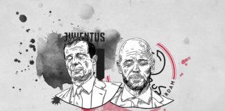 Champions League 2018/19 Juventus Ajax tactical analysis