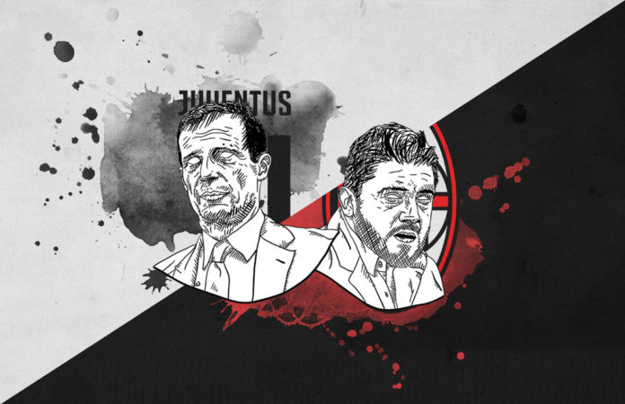 Serie A 2018/19 Juventus AC Milan tactical analysis