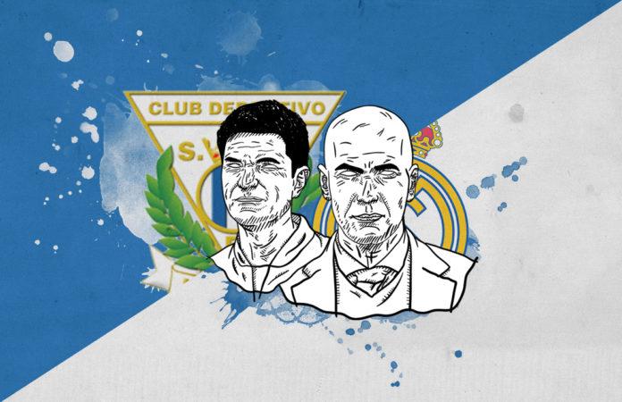 La Liga 2018/19 Leganes Real Madrid tactical analysis