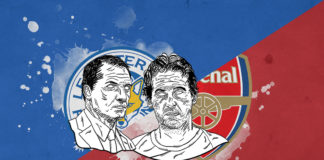 Premier League 2018/19: Leicester City vs Arsenal Tactical Analysis Statistics