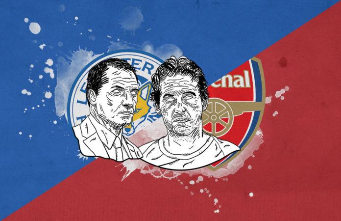 Premier League 2018/19: Leicester City vs Arsenal Tactical Analysis Statistics